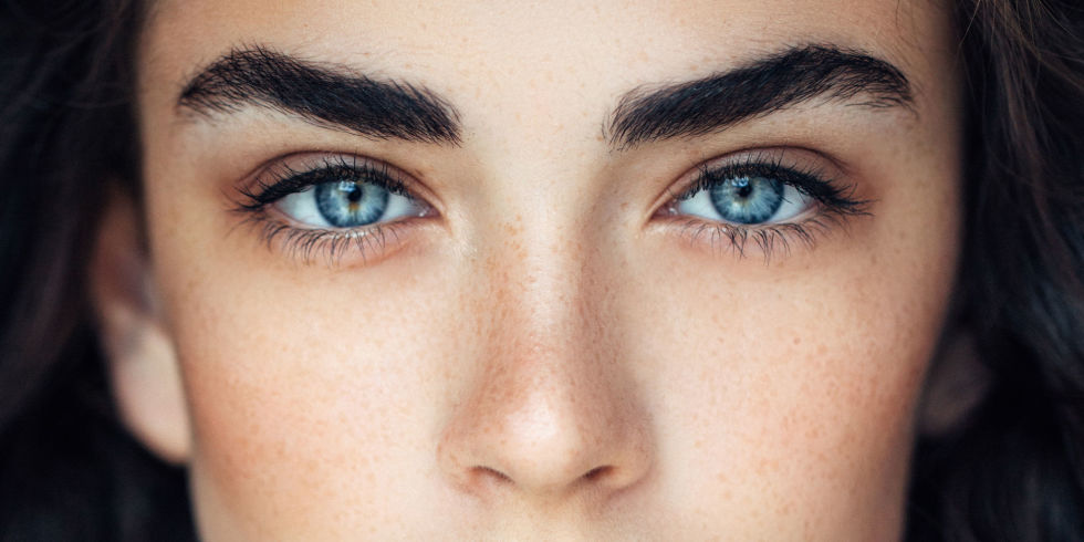 Eyebrow Mistake #5